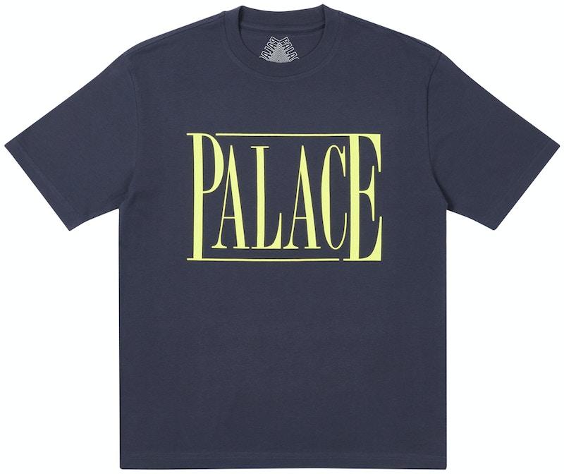 Palace PE T-shirt Navy