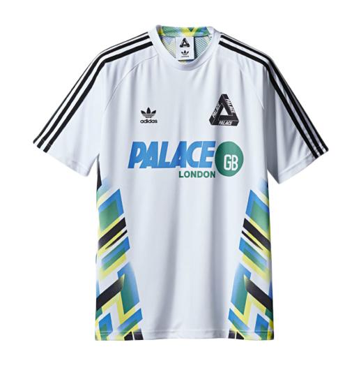 Palace adidas Home Jersey White/Black
