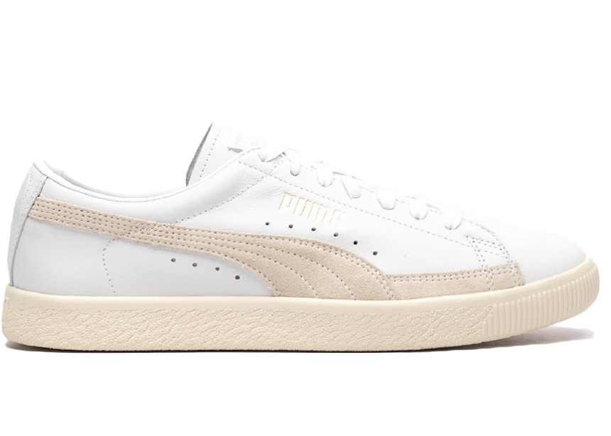 Puma Basket 90680 Lux White