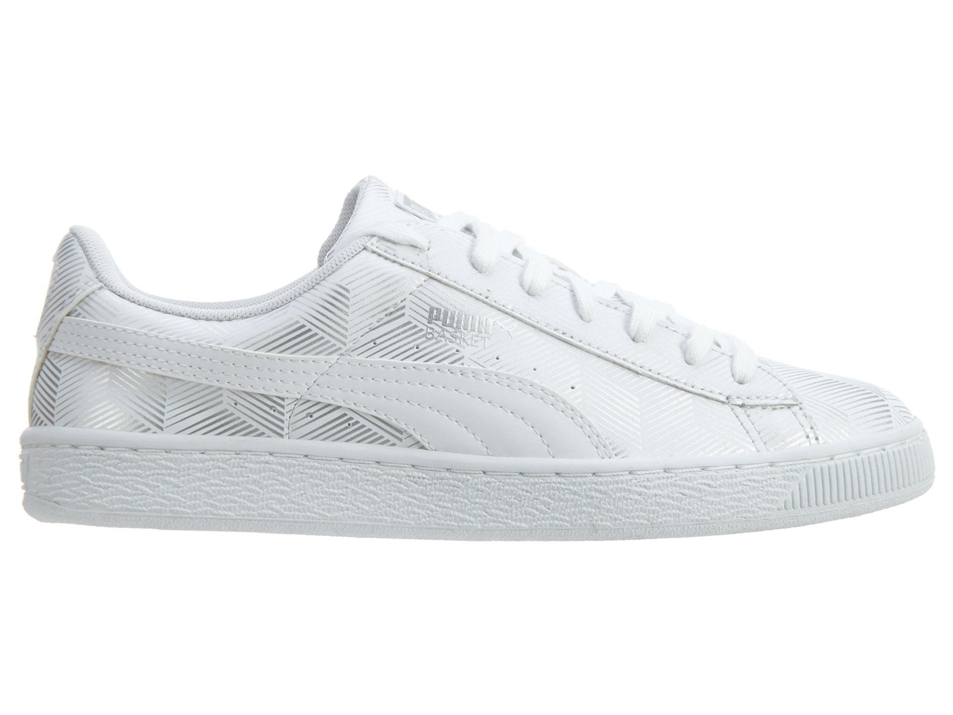 Puma Basket Classic White - 361069