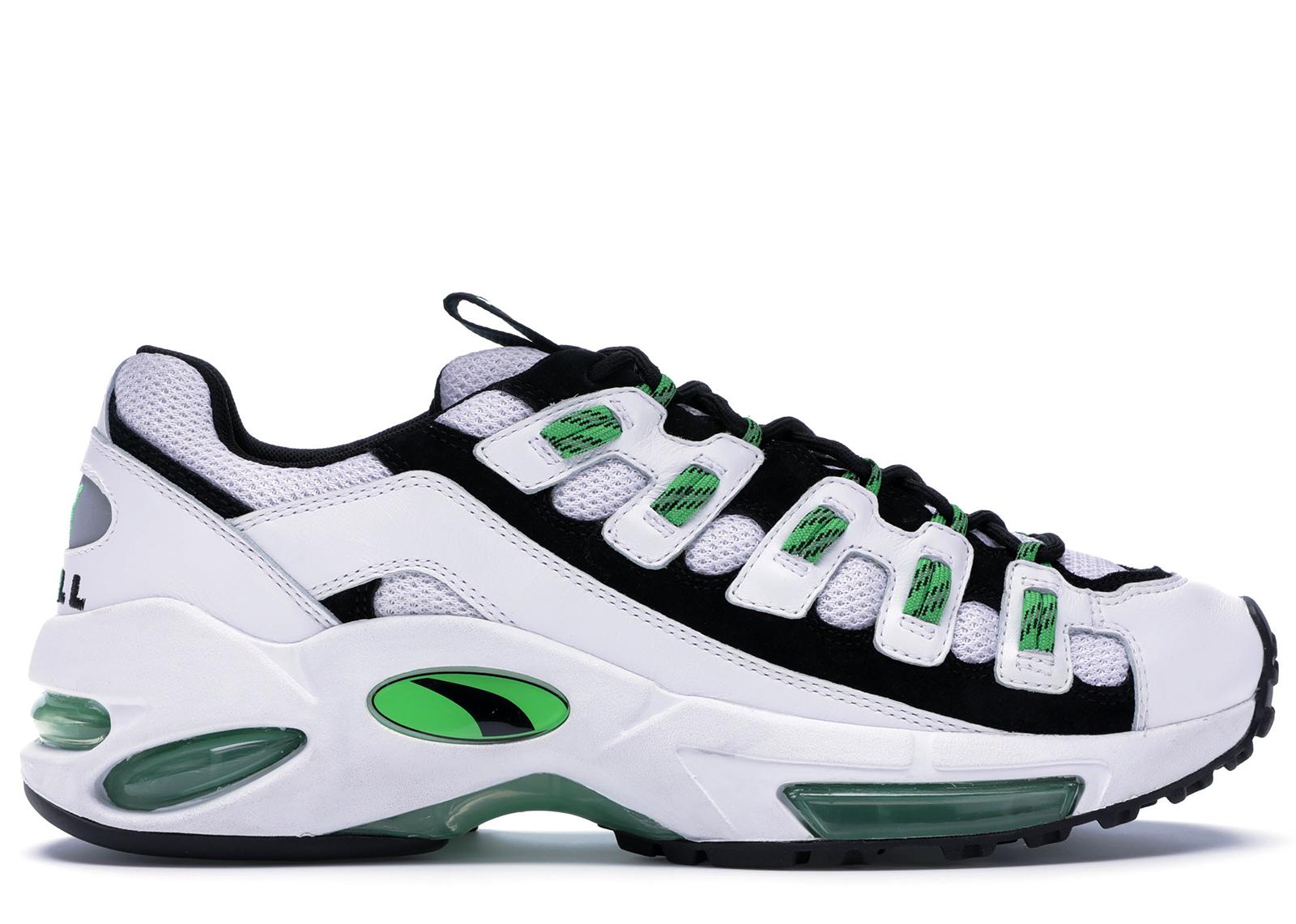 Puma Cell Endura White Black Green