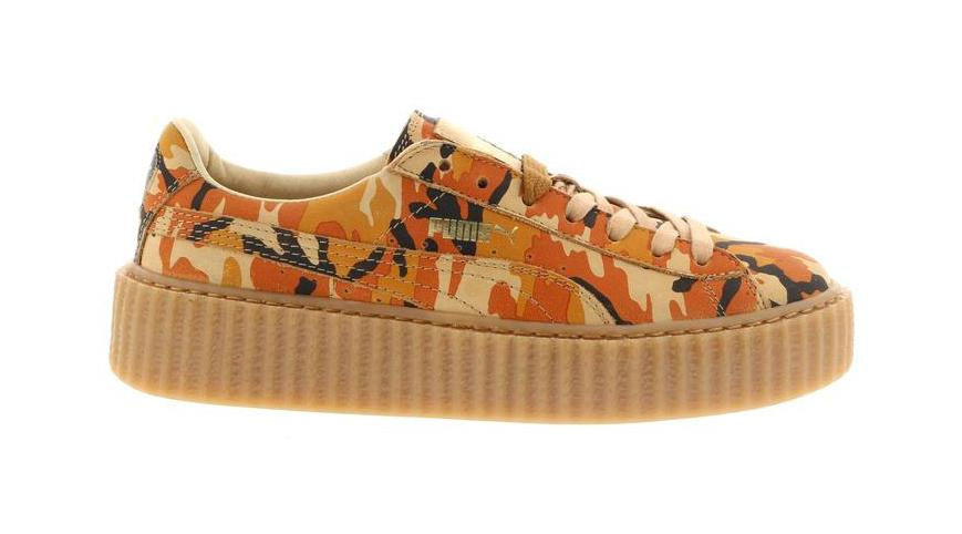 Puma Creepers Rihanna Fenty Camo - 363277-01
