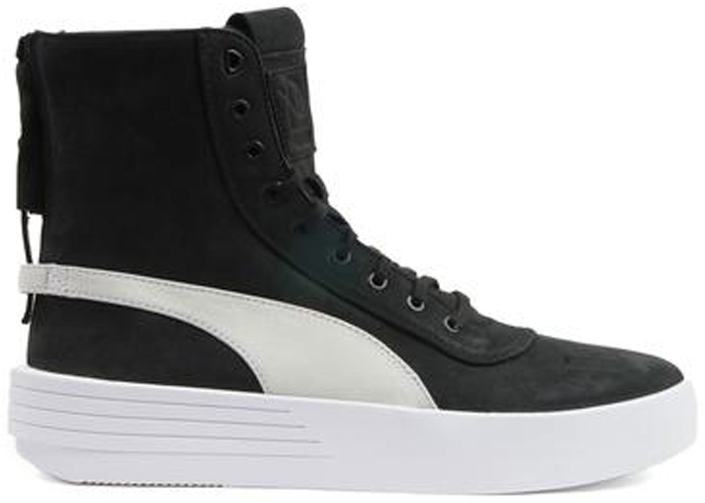 Puma Parallel The Weeknd Black White