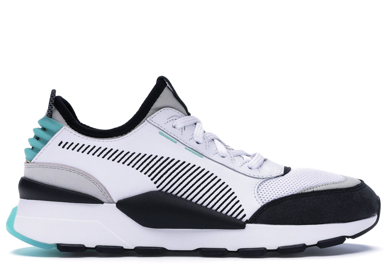 Puma RS-0 Re-Invention White Grey Violet - 366887-01