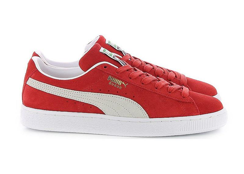 Puma Suede Classic XXI Red