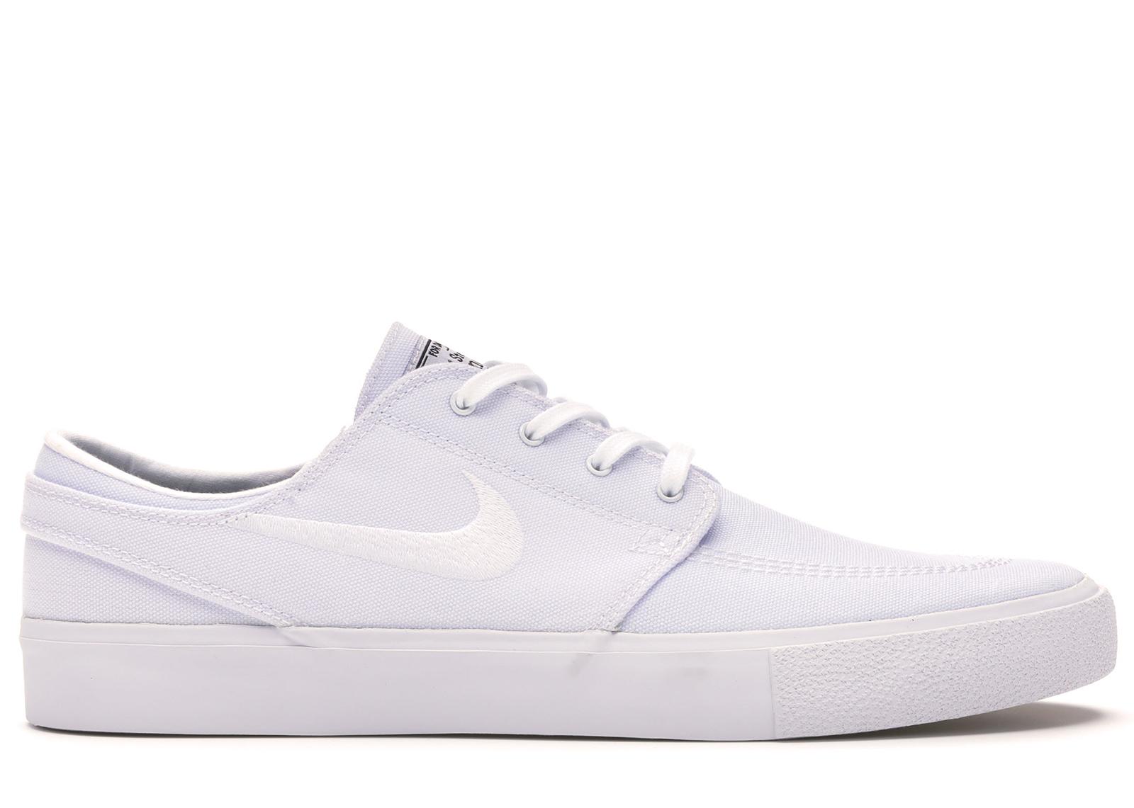 Nike SB Zoom Stefan Janoski Canvas RM White - AR7718-100