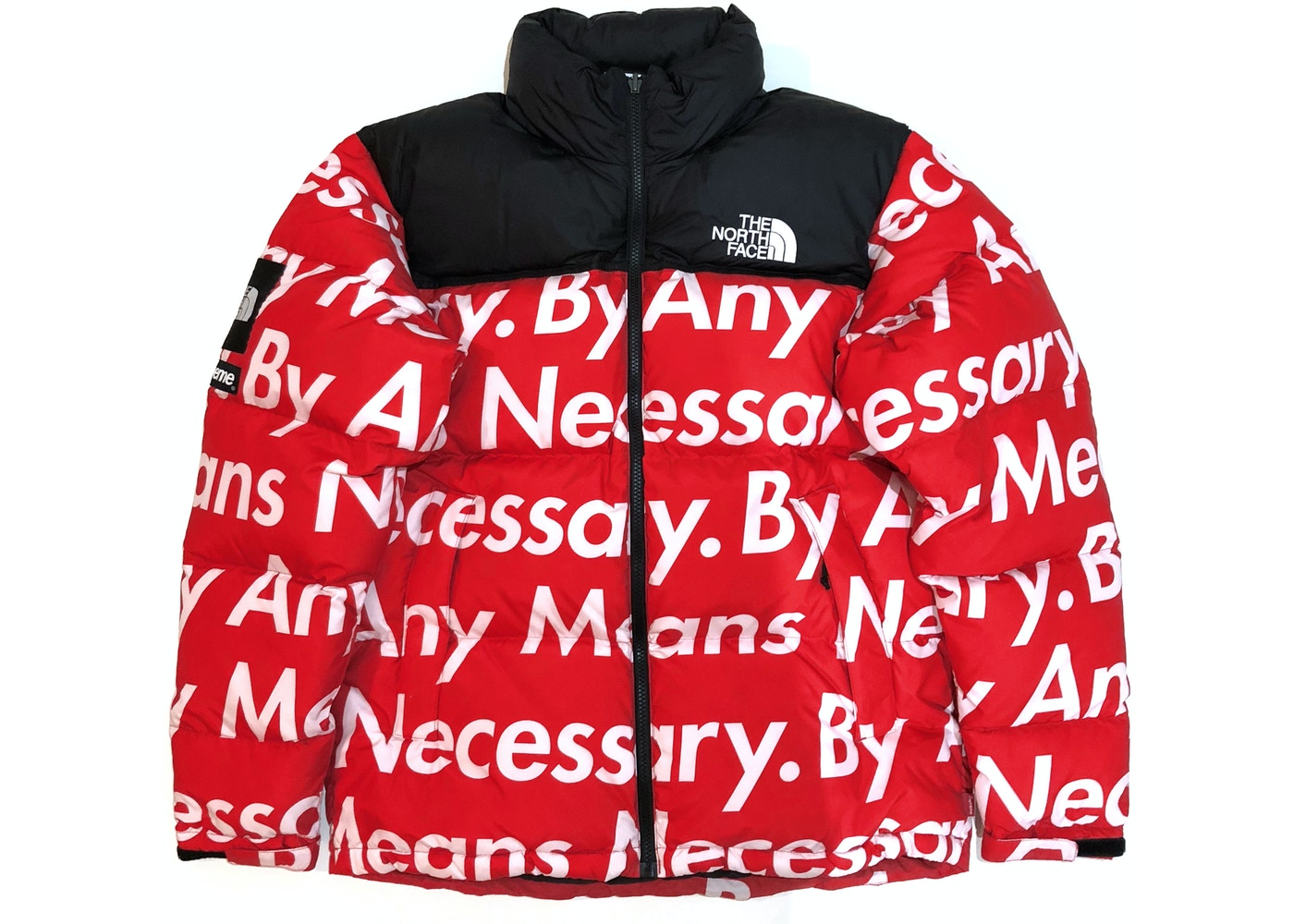 Supreme The North Face By Any Means