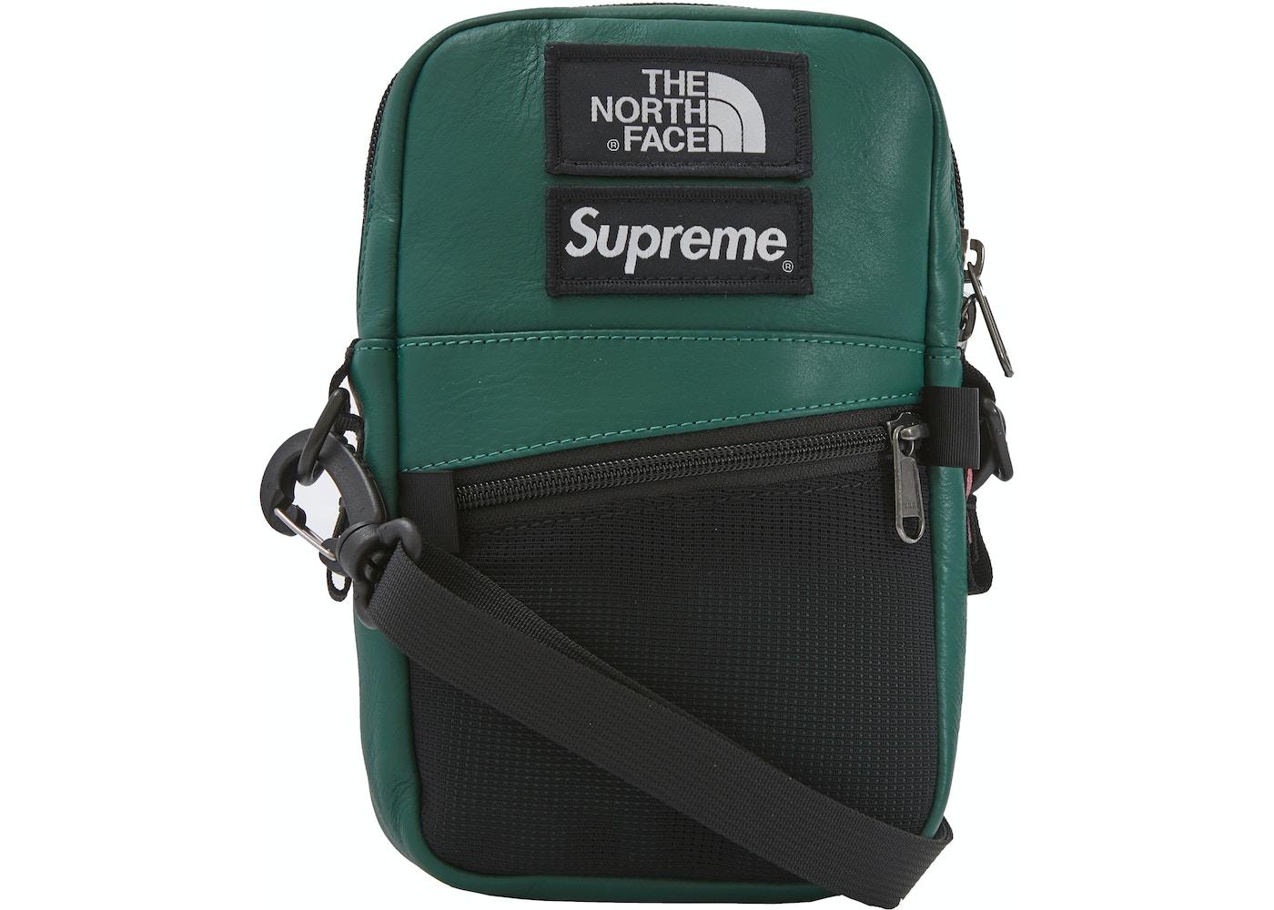 Supreme The North Face Leather Shoulder