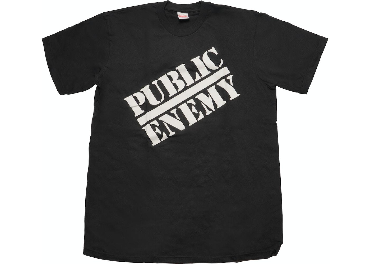 Supreme Undercover Public Enemy Tee