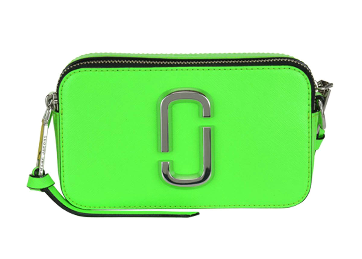 The Marc Jacobs The Fluorescent Snapshot Bright Green Multi in ...