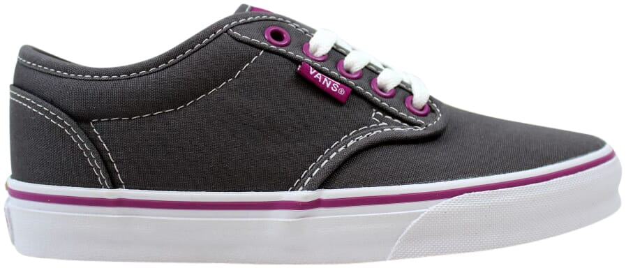 Vans Atwood Canvas Pewter - VN-0ZUNF9J