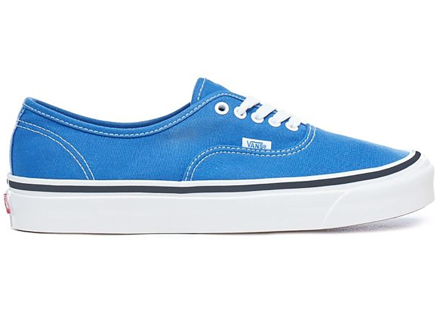 Vans Authentic 44 DX Anaheim Factory Blue - VN0A38ENQA5