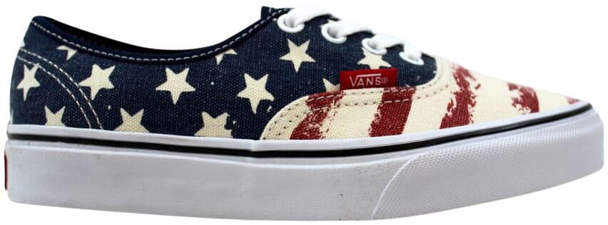Vans Authentic Americana Dress Blues - VN-00AIGYD