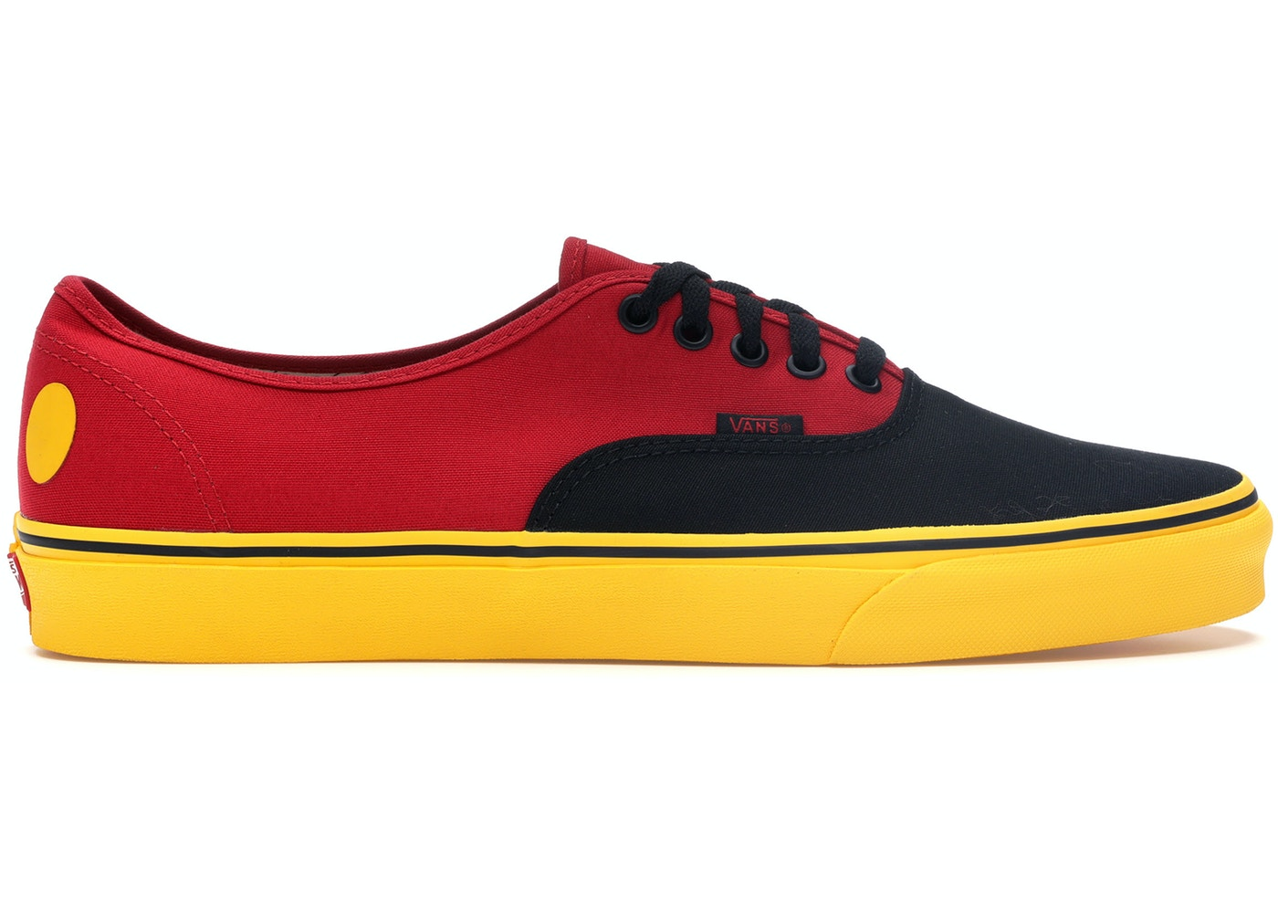 puerta campo permanecer  Vans Authentic Disney Mickey Mouse - Sneakers