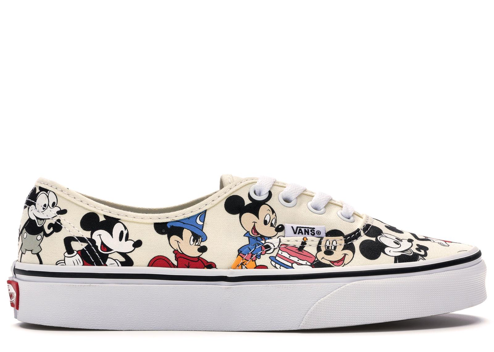 Vans Authentic Disney Mickey's Birthday - VN0A38EMUJ2