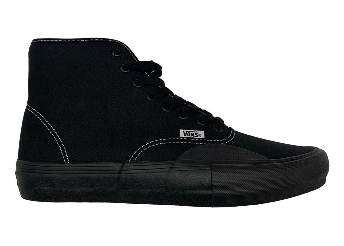 Vans Authentic Hi Hockey AA Black - Sneakers