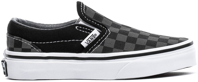 Vans Classic Slip-On Checkerboard Pewter (PS)