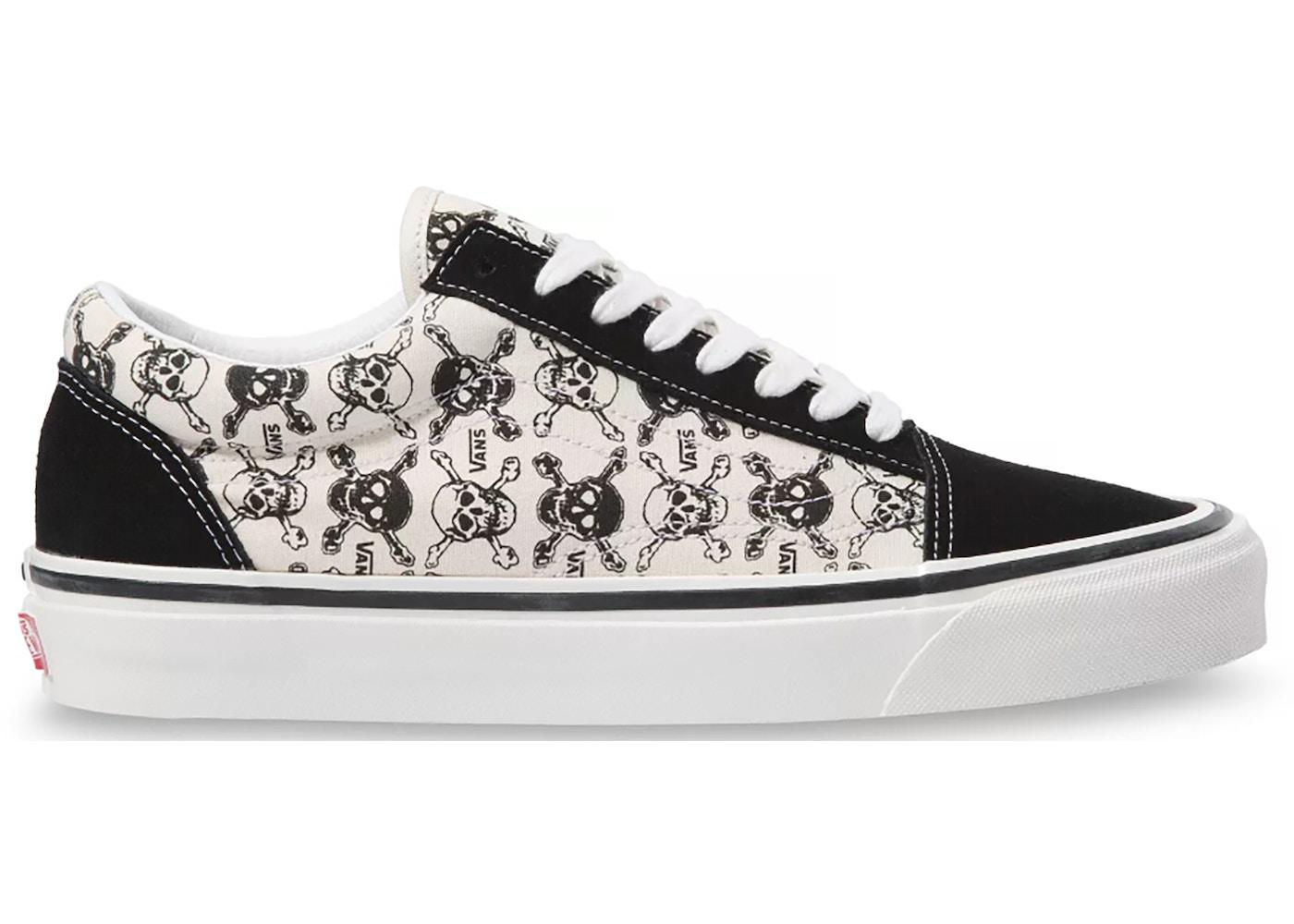Vans Old Skool 36 DX Anaheim Factory OG Skulls - Sneakers
