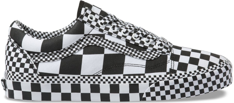 Vans Old Skool All-Over Checkerboard