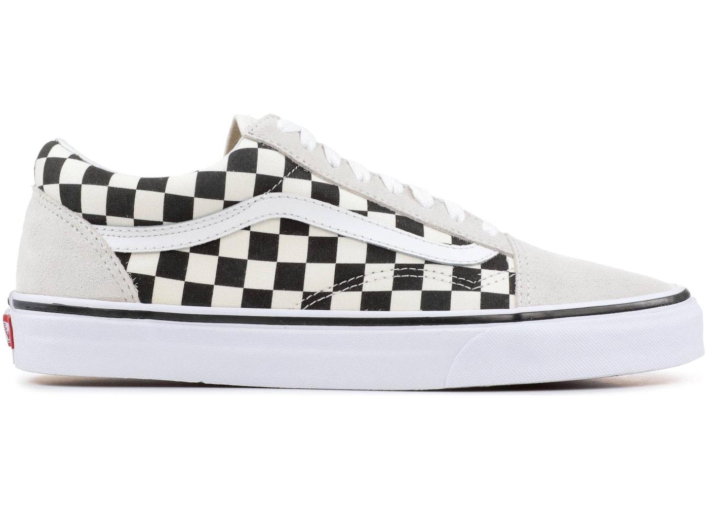 Vans Old Skool Checkerboard - VN0A38G127K