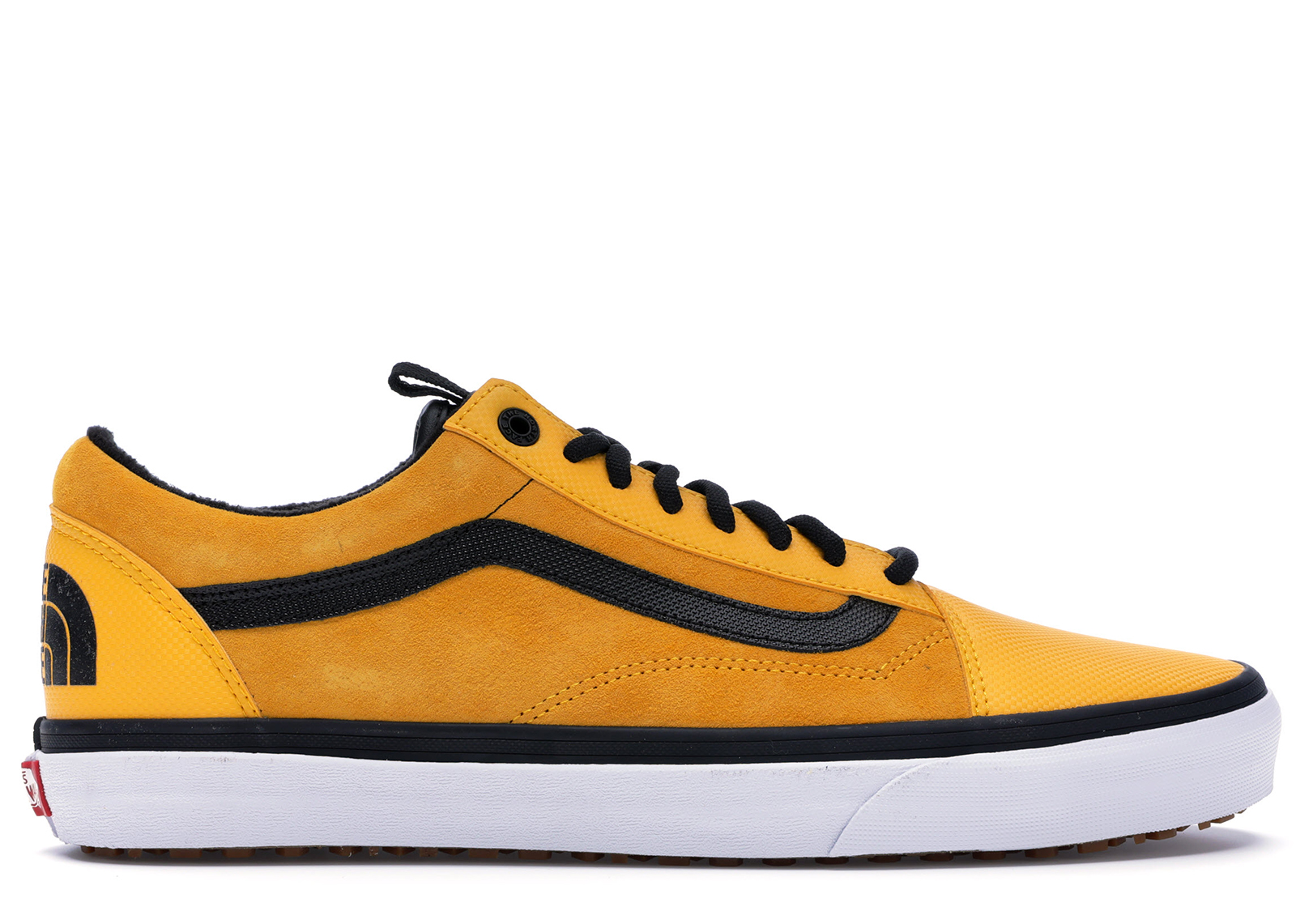 Vans Old Skool MTE DX The North Face Yellow - VN0A348GQWI