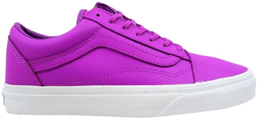 Vans Old Skool Neon Leather Neon Purple - VN0A38G1MW5