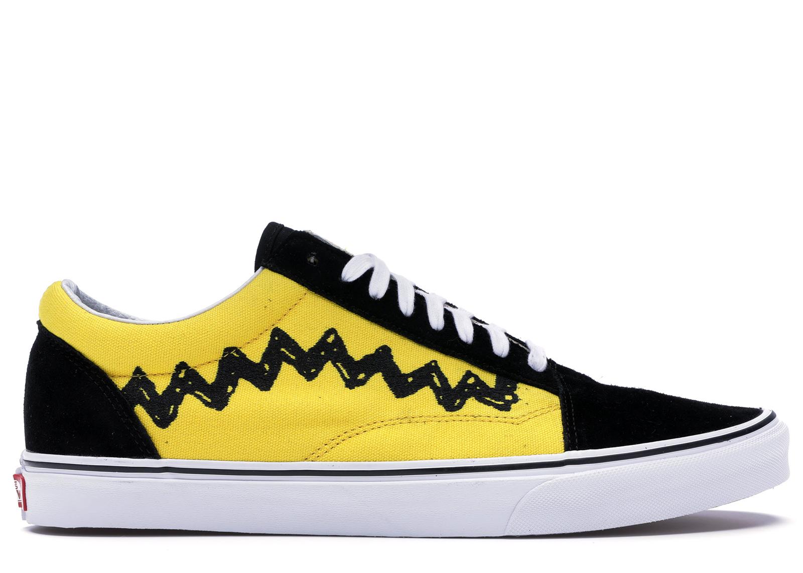 Vans Old Skool Peanuts Charlie Brown - VN0A38G1OHJ