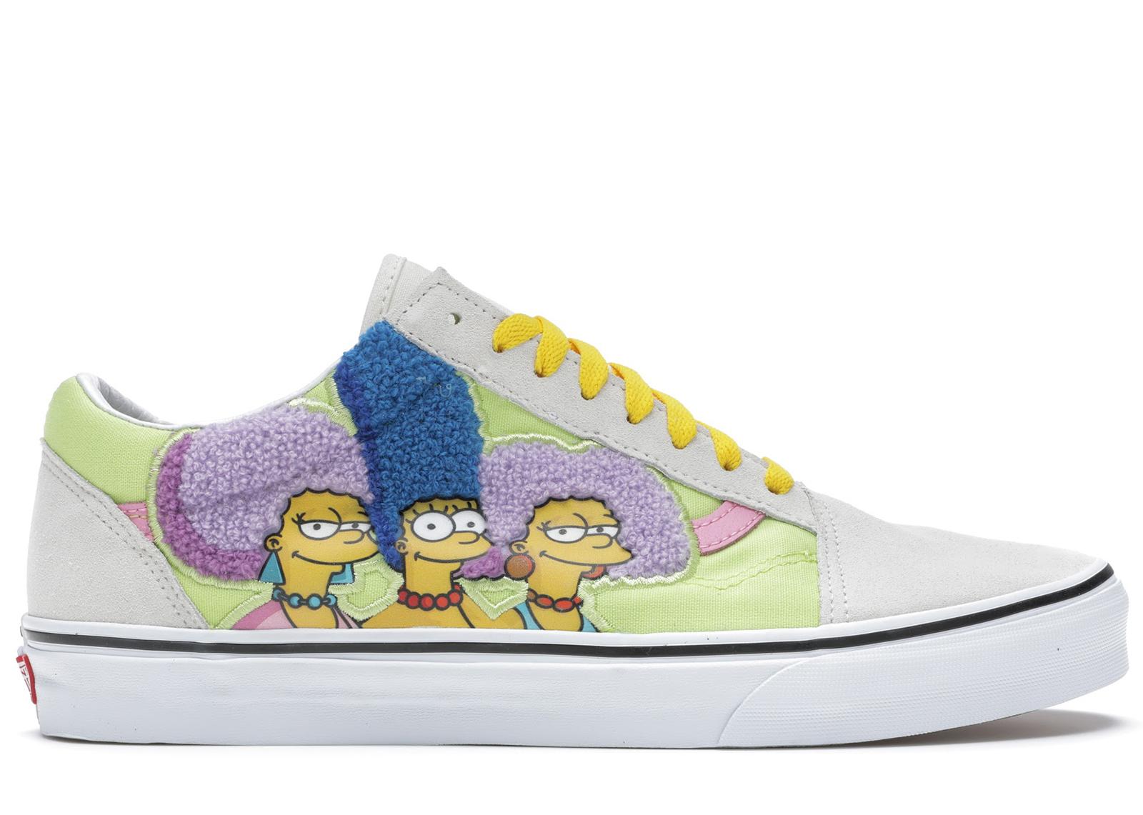 Vans Old Skool The Simpsons Bouvier Sisters