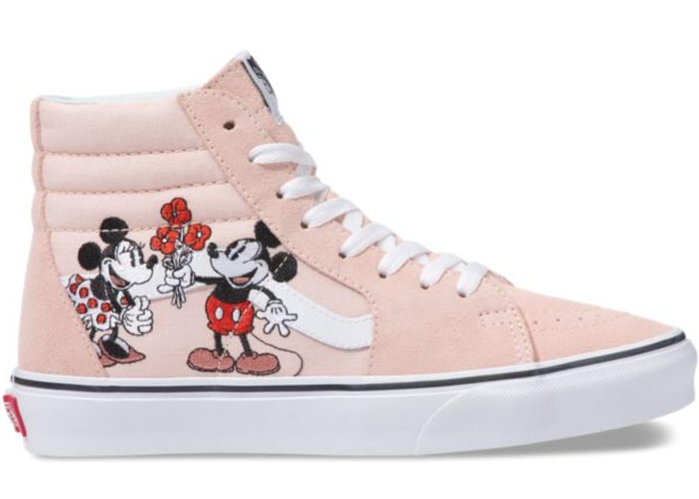 Vans Sk8-Hi Disney Mickey and Minnie (W)