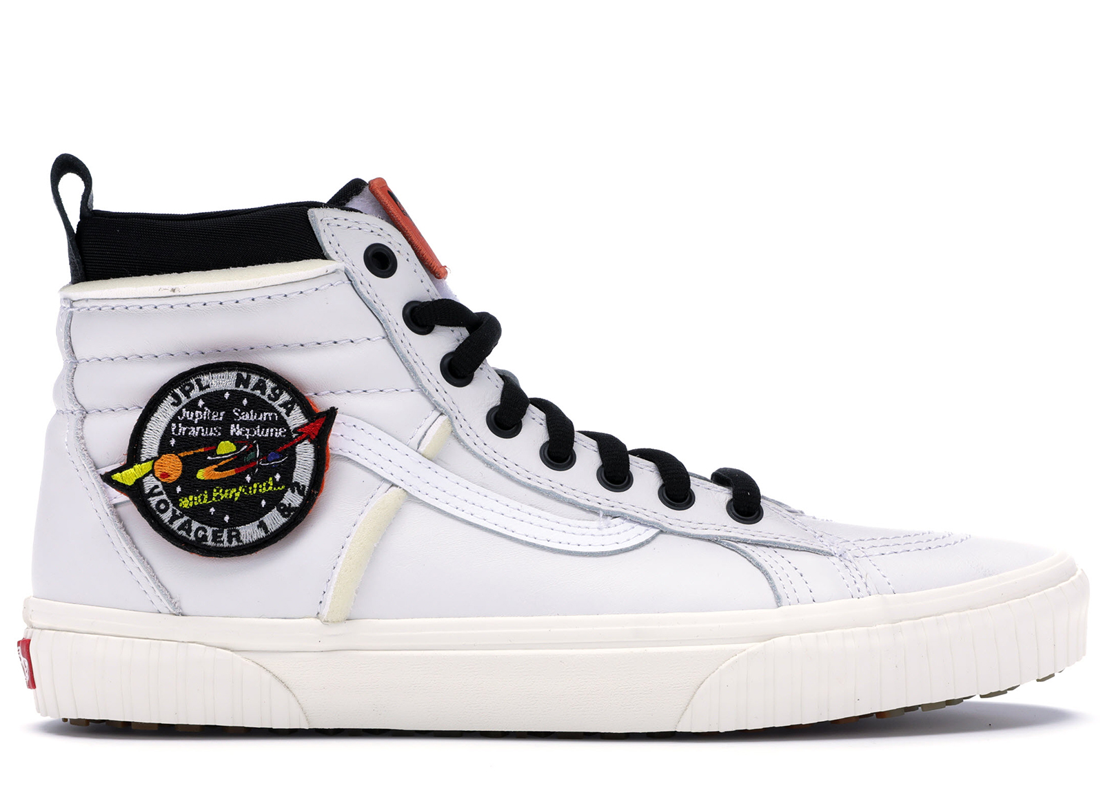 scarpe vans nasa bianche