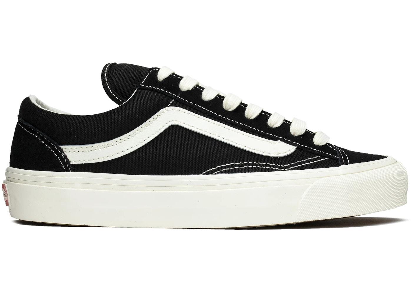 Vans Style 36 Black White - VN0A4BVEN8K