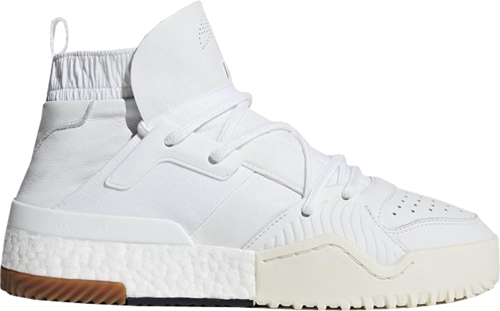 adidas AW Bball Alexander Wang Triple White