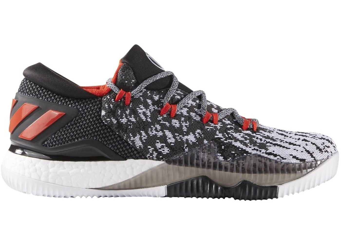 adidas Crazylight Boost Low 2016 Chinese New Year - BW0625