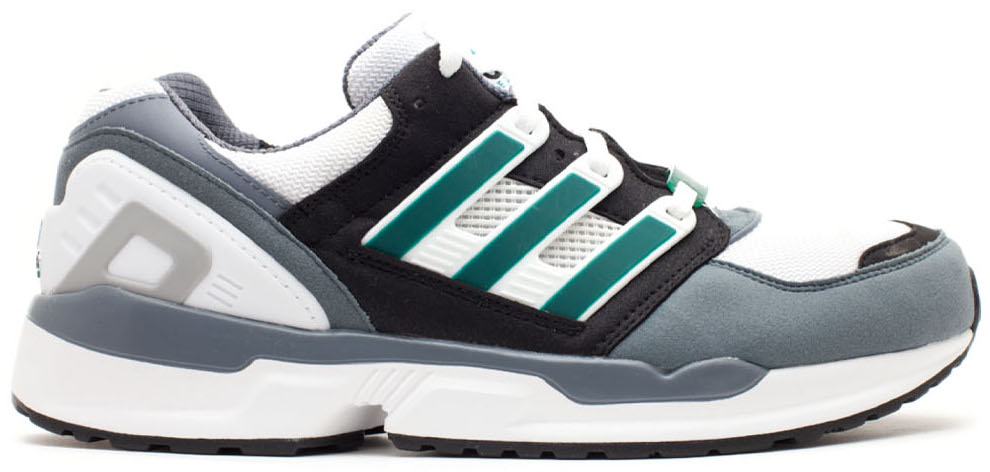 adidas EQT Running Support White Green Lead