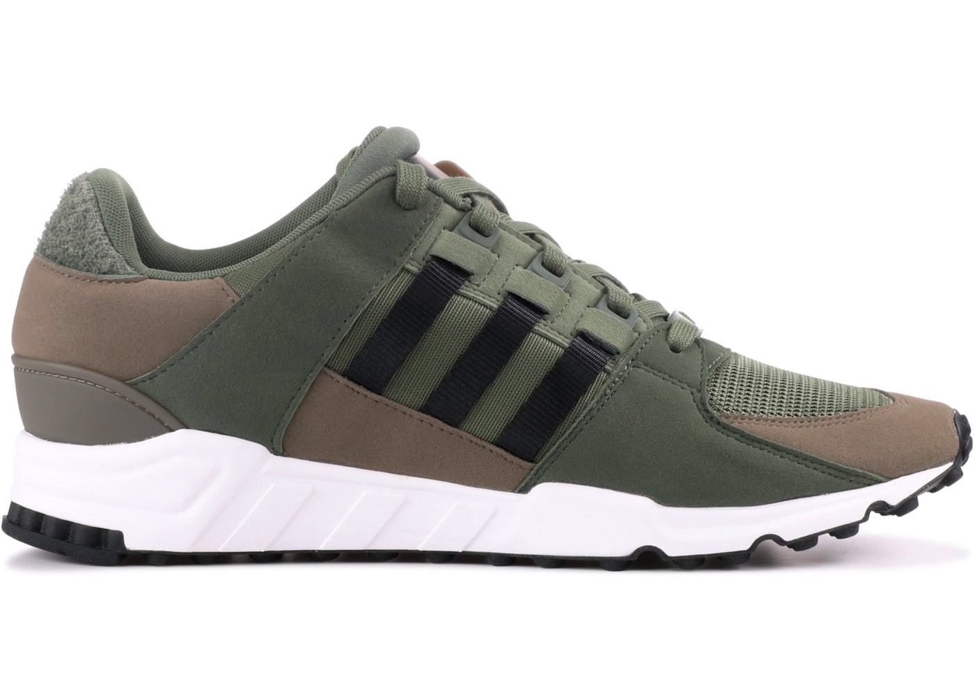 adidas EQT Support 93 Olive Green