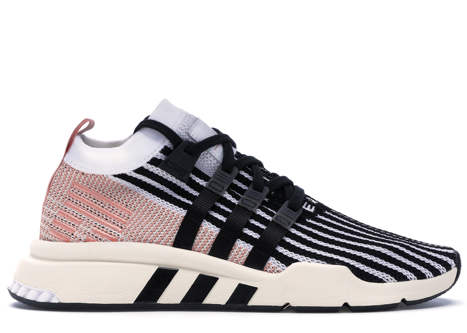 adidas EQT Support Mid Adv Core Black Trace Pink