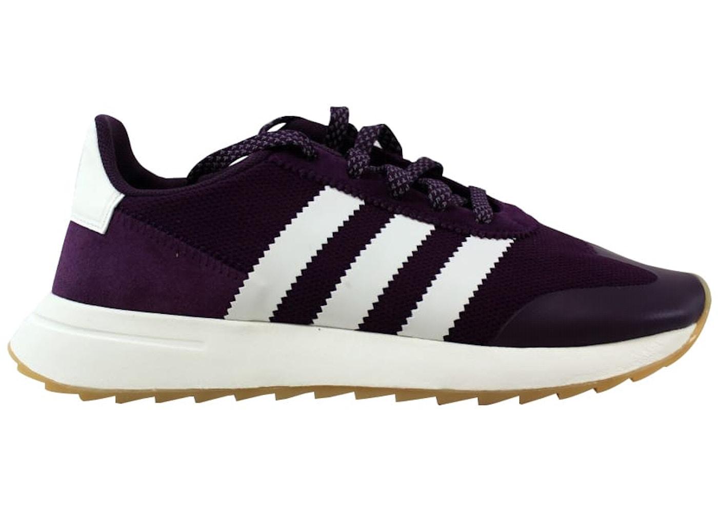 Inclinado Oblea Nabo  adidas FLB W Purple/White-Gym (W) - BY9302