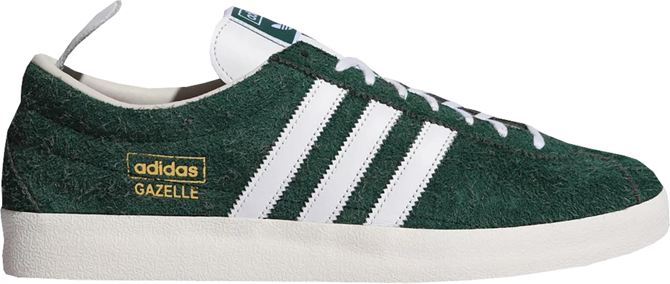 adidas Gazelle Vintage Collegiate Green