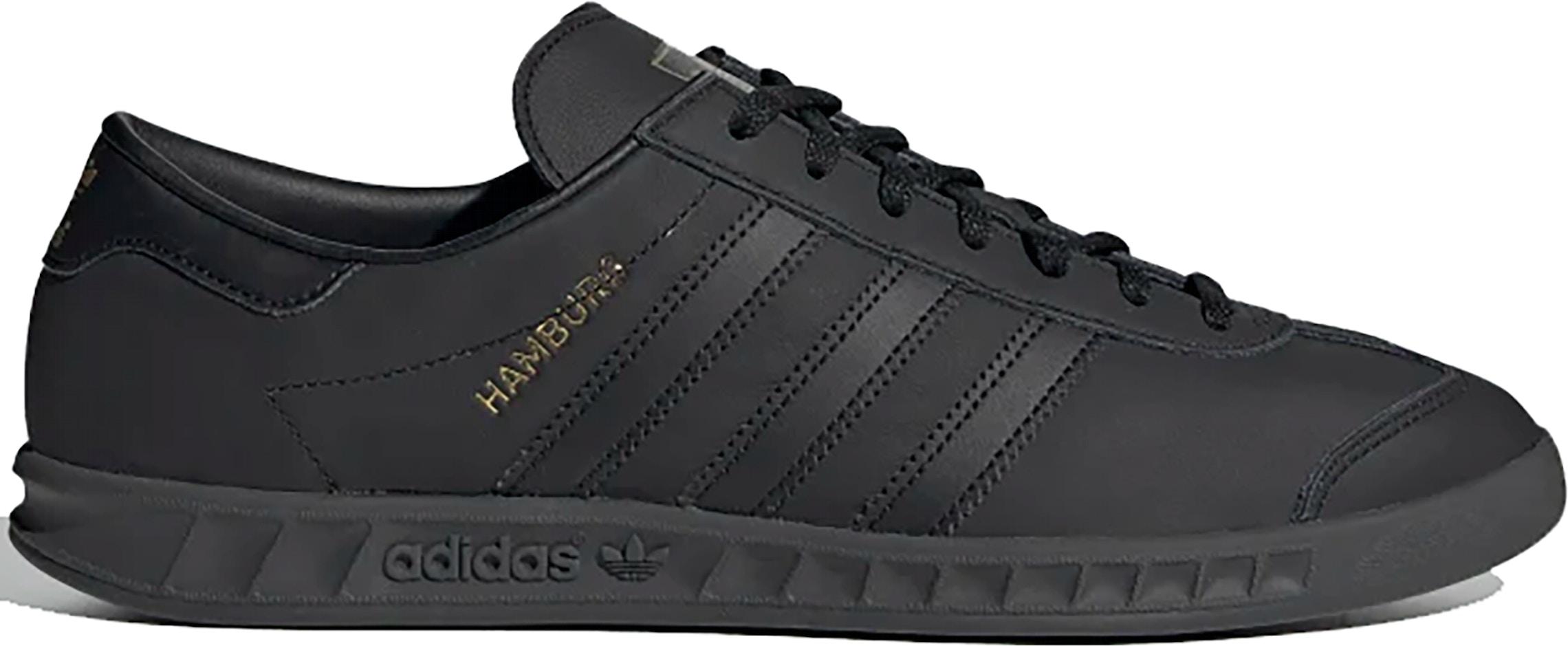 adidas Hamburg Core Black