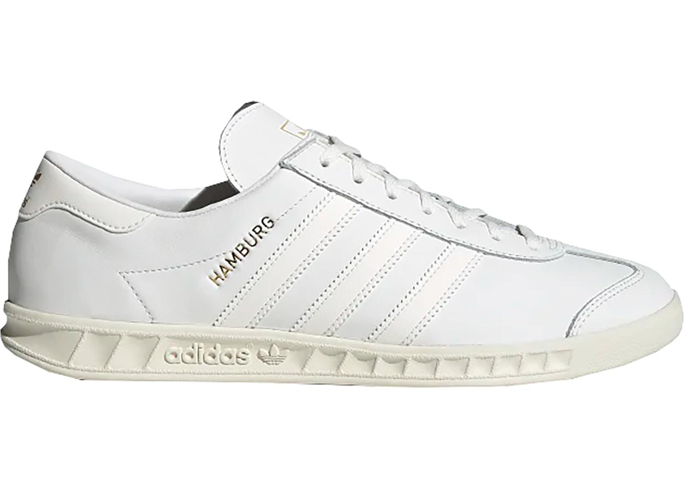 adidas Hamburg Core White