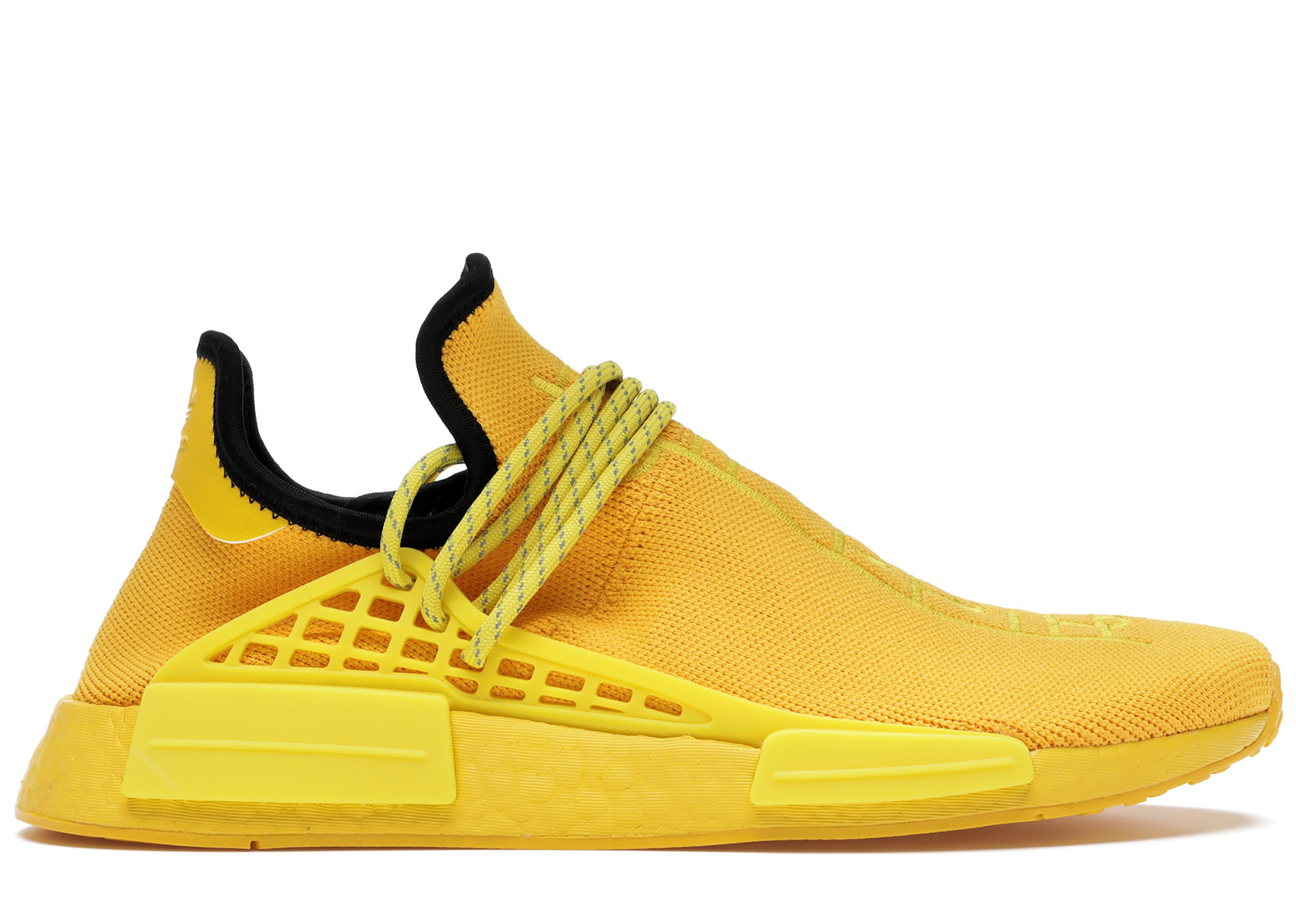 adidas NMD Hu Pharrell Extra Eye Yellow