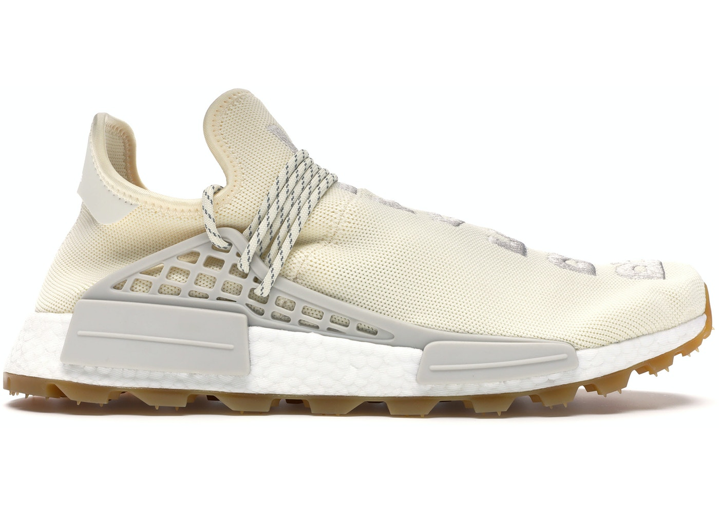 Adidas Nmd Hu Trail Pharrell Now Is Her Time Cream White Eg7737