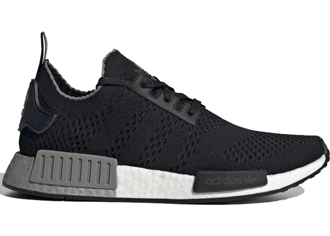 adidas NMD R1 Black Grey Three - EE5075