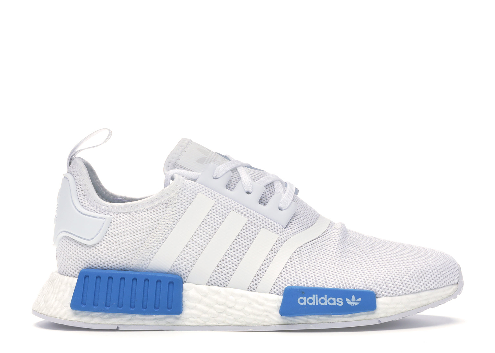 adidas NMD R1 Cloud White Bright Blue (Youth)