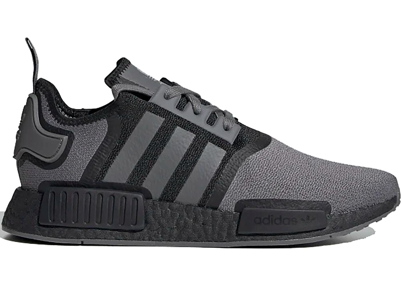 adidas NMD R1 Grey Four Core Black