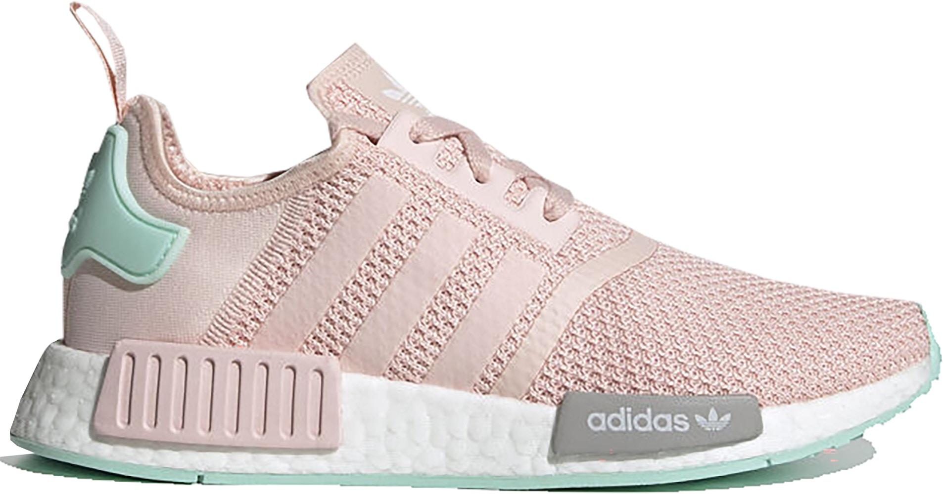 adidas NMD R1 Pink Grey Mint (W)