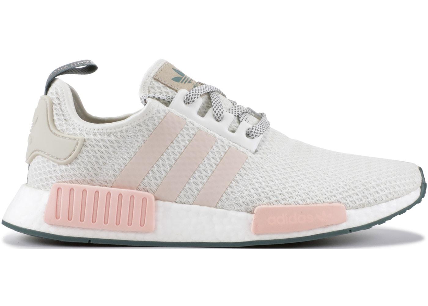 adidas NMD R1 Running White Icey Pink (W)