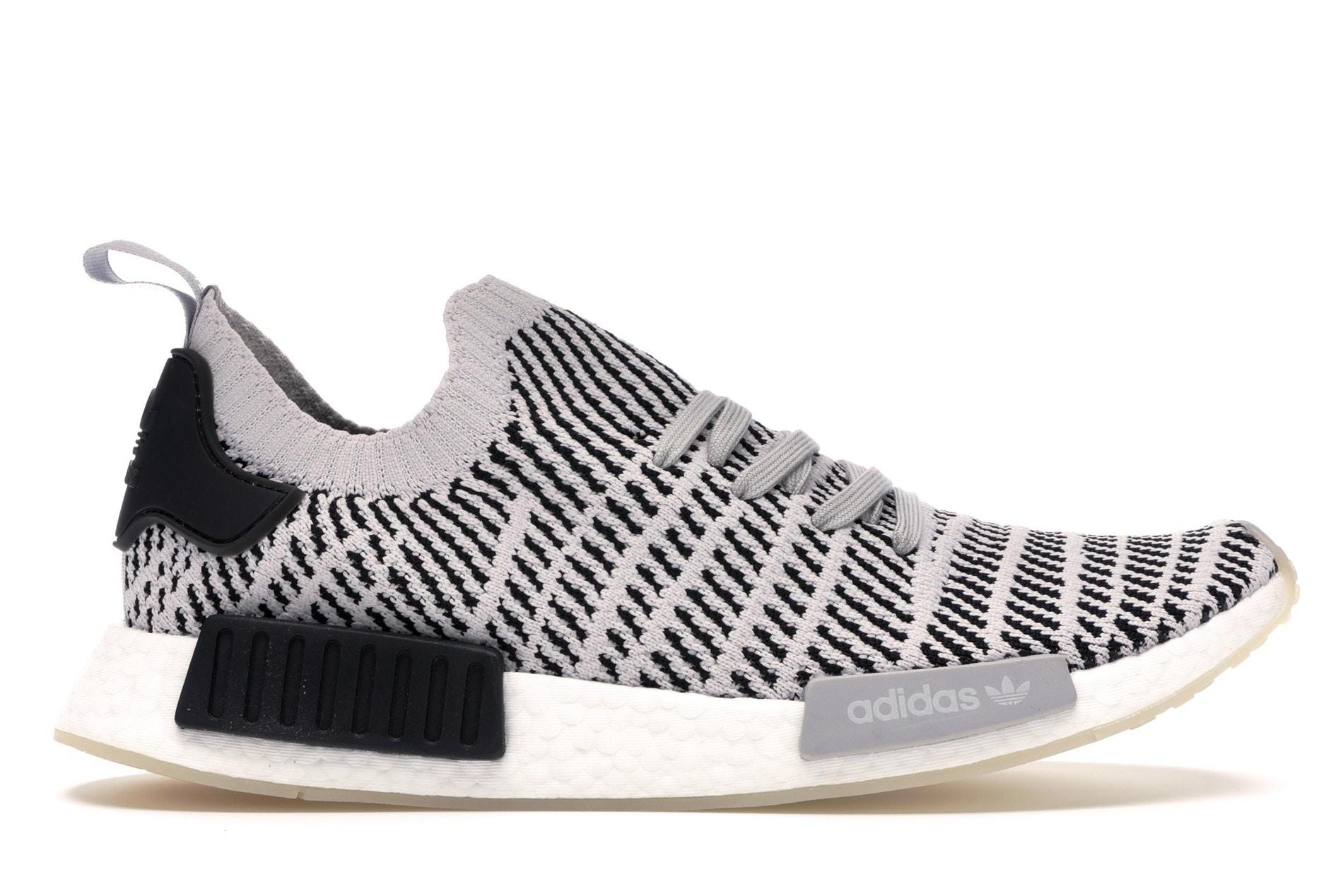 adidas NMD R1 STLT Grey Black