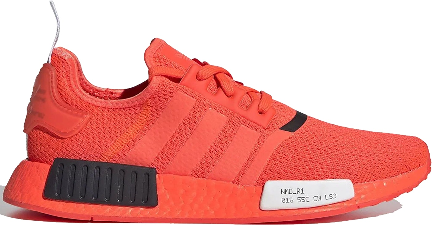 adidas NMD R1 Serial Pack Solar Red