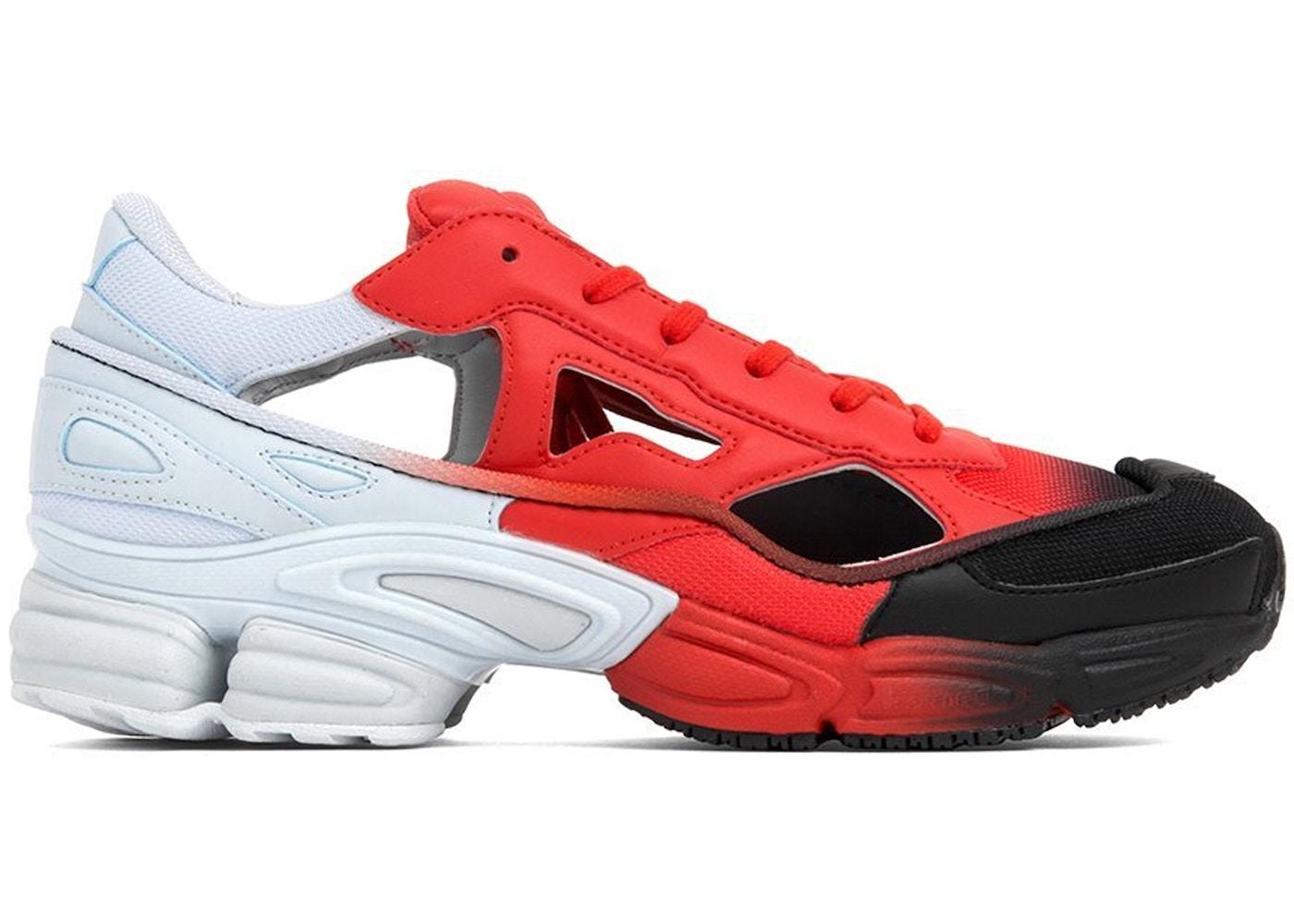 adidas Replicant Ozweego Raf Simons Halo Blue Red